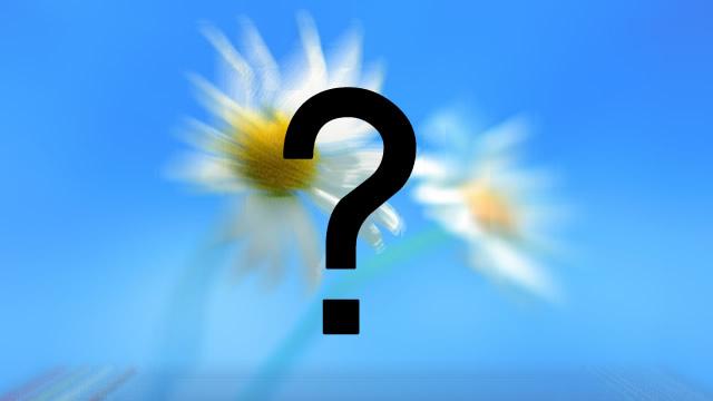 Mistério acerca do Windows 8.