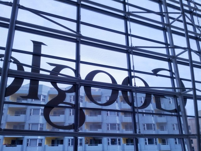 A cidade sem lei do Google.