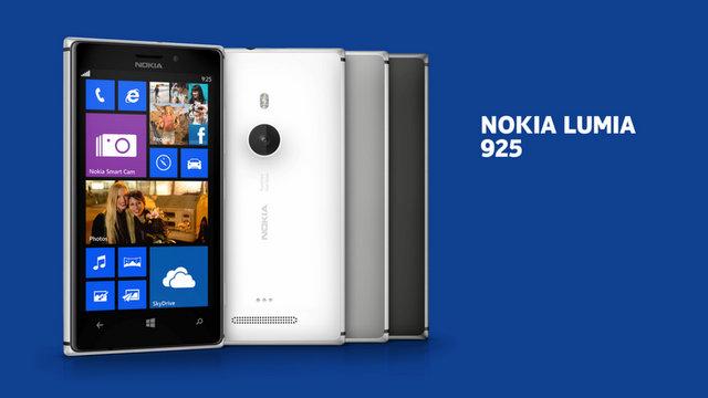Nokia Lumia 925: um Lumia mais fino, mais leve e com mais truques na câmera