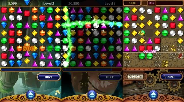 Bejeweled Live +