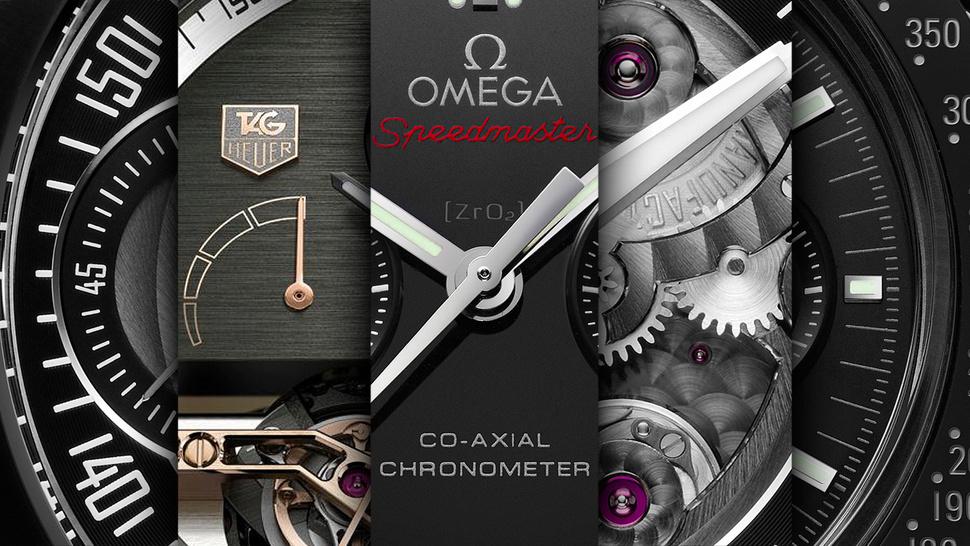 14 designs impressionantes da maior feira de relógios de pulso no mundo