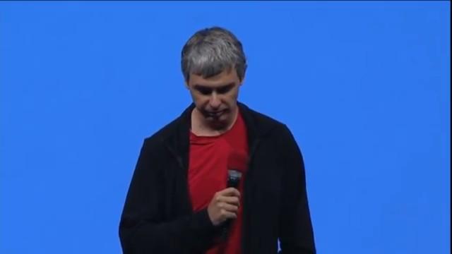 Larry Page Sincero.