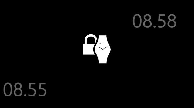 Nokia Lockscreen