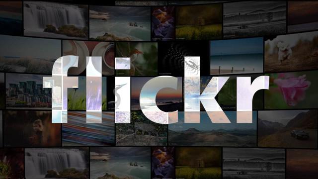 O novo Flickr