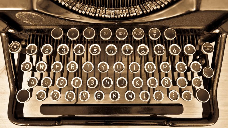A história da origem do teclado QWERTY é um pouco diferente do que você  pensa
