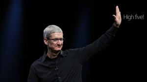 tim-cook-high-five