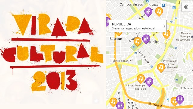 Virada Cultural 2013