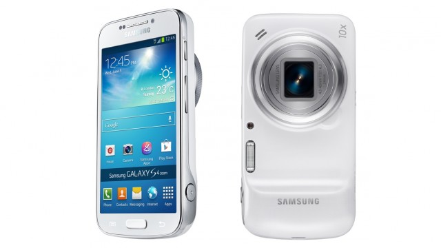 GALAXY S4 zoom product