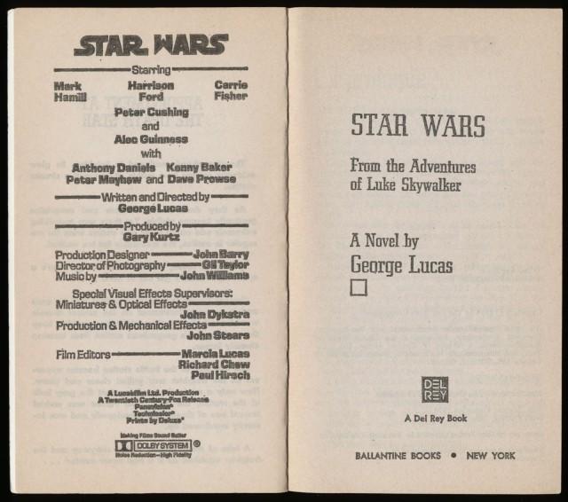 Star Wars 05a Novel US