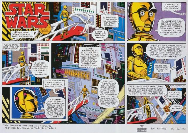 Star Wars 15b Comics 1980_02_03