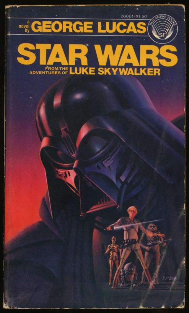 Star Wars Novel US 1976