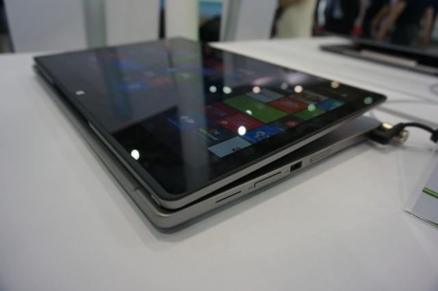 Modo tablet (peso pesado).