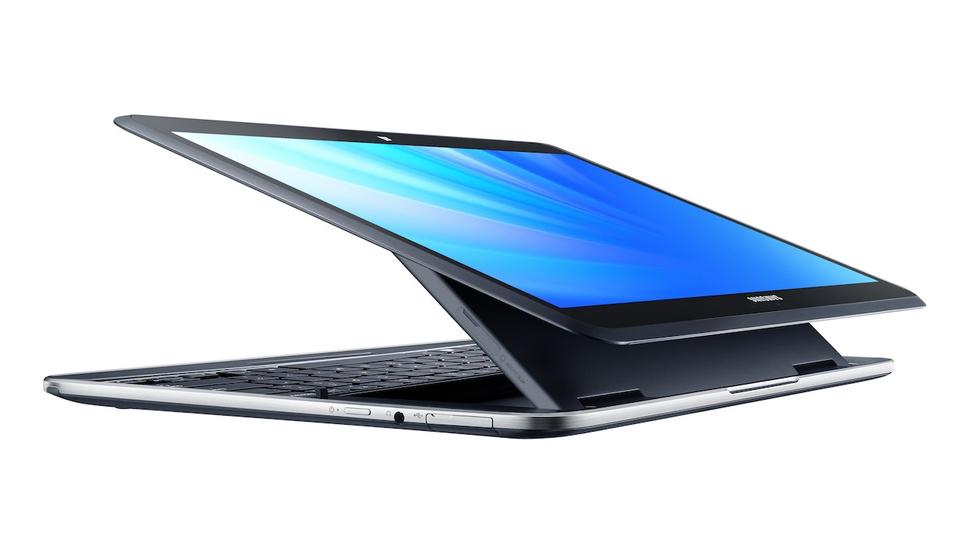 """Samsung Ativ Q é um """"híbrido duplo"""" com Windows 8 e Android"""