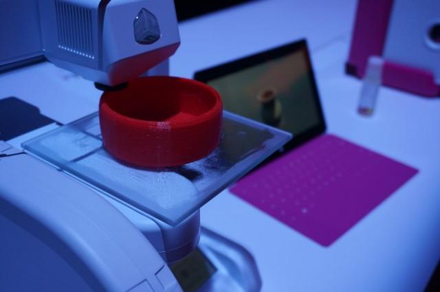 Impressão 3D.