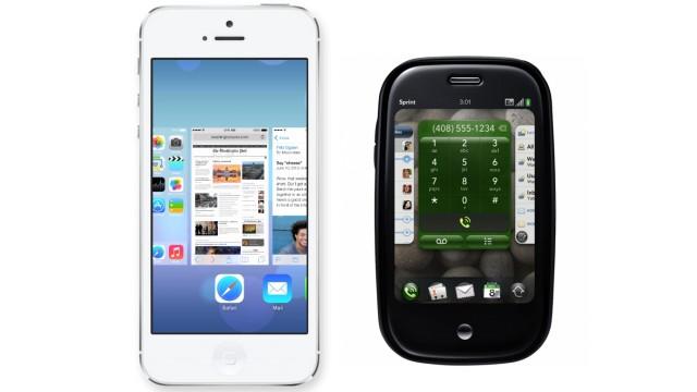 ios7 multitask webos