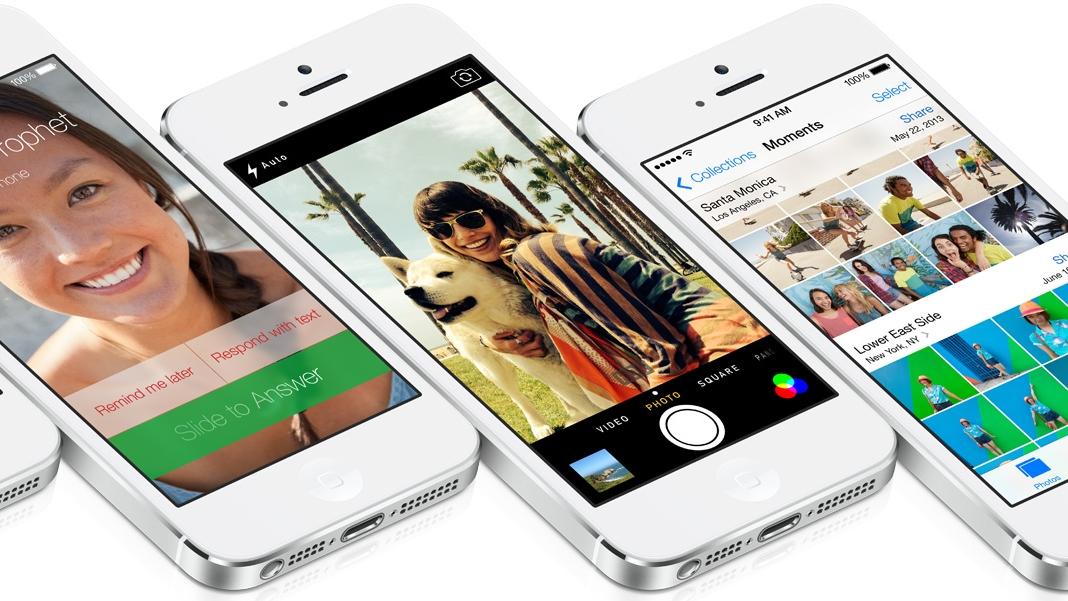 As ideias da concorrência que a Apple usou no iOS 7