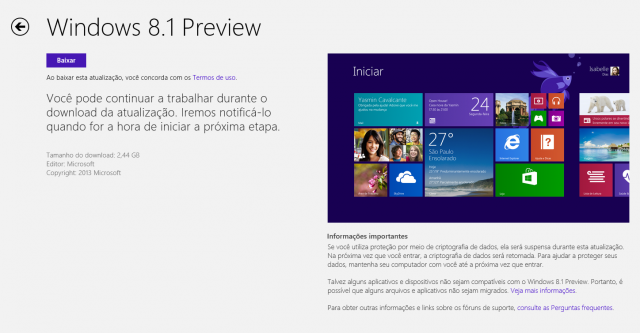 windows 81 preview install
