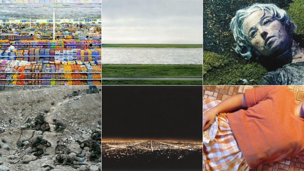 As 10 fotos mais caras do mundo