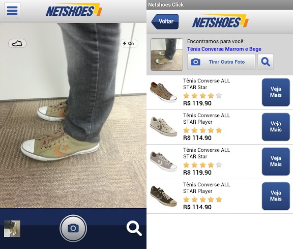 Netshoes Click