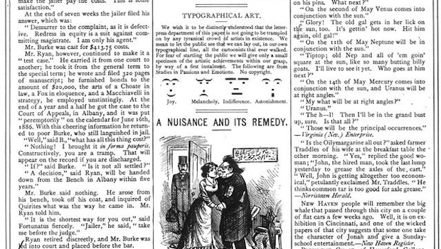 Os primeiros emoticons? De 1881.
