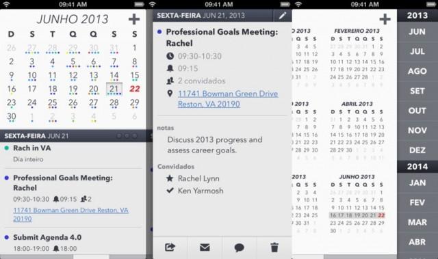 Agenda Calendar 4