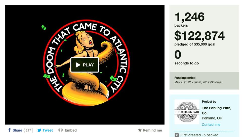 Projeto do Kickstarter é cancelado porque criador gastou todo o dinheiro