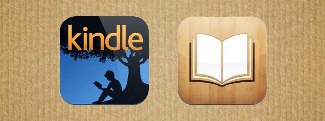 iBooks ou Kindle