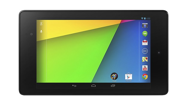 Novo Nexus 7, já à venda na Best Buy.