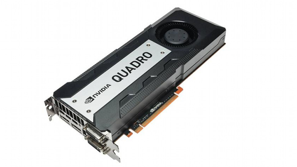 Nvidia Quadro K6000.