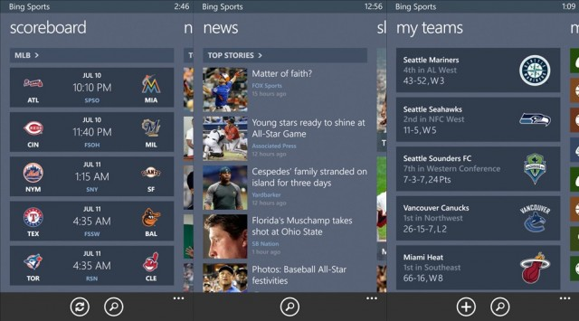 Bing Esportes