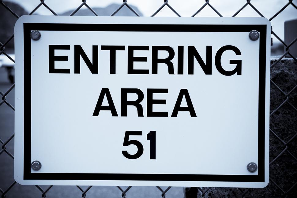 Governo dos EUA enfim admite: sim, a Área 51 existe