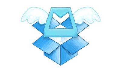 Dropbox e Mailbox.