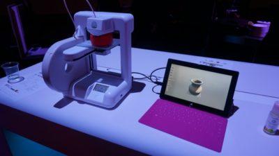 Impressão 3D no Windows 8.1