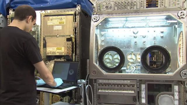 Impressora 3D da NASA.