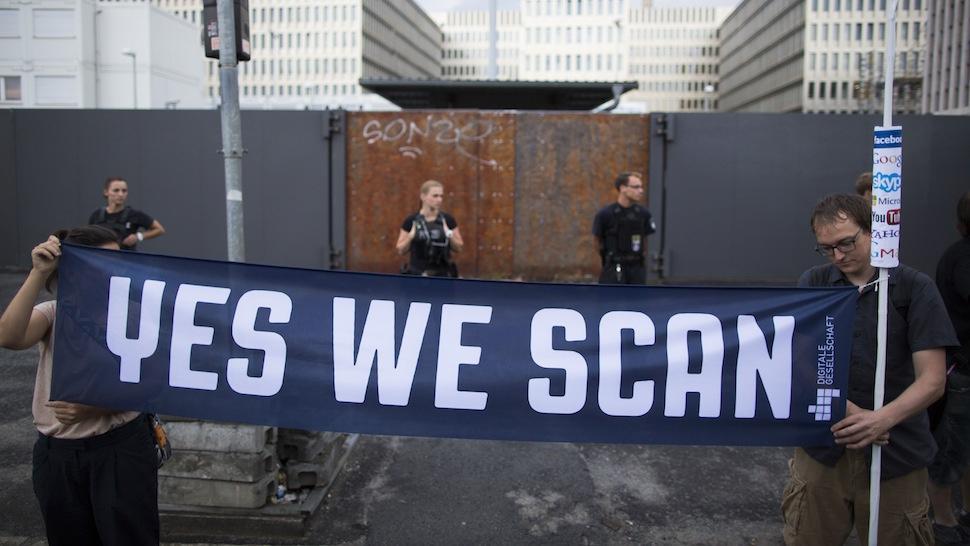 Germany NSA Surveillance