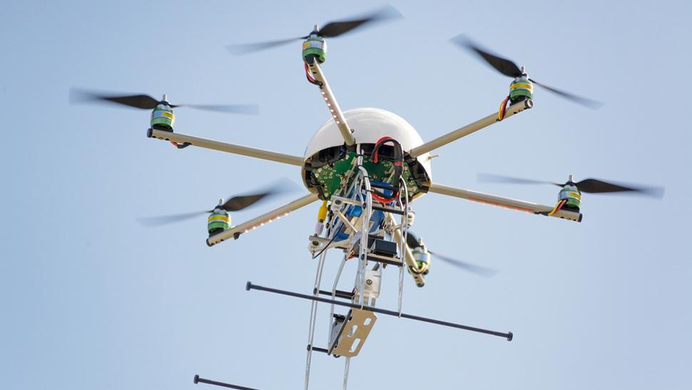 Esta unidade GPS para drones é 100 vezes mais precisa do que o seu  smartphone