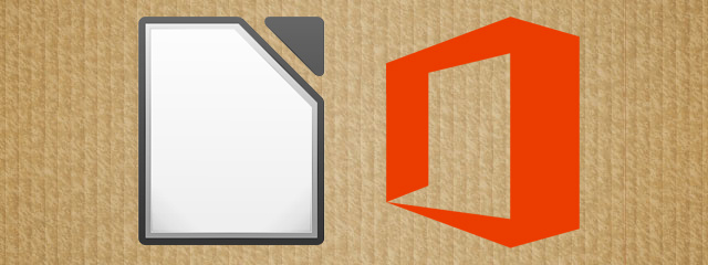 LibreOffice ou Microsoft Office