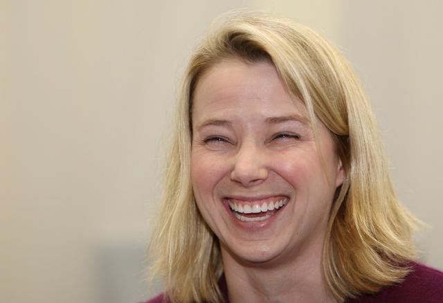 Yahoo kauft Google-Spitzenmanagerin Mayer als neue Vorstandsvorsitzende ein
