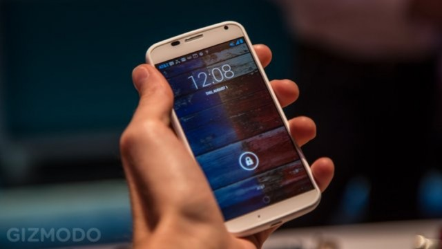 moto x hands on 2