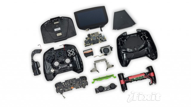 nvidia shield ifixit