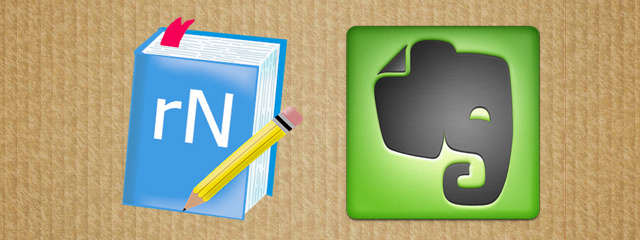 ResophNotes ou Evernote