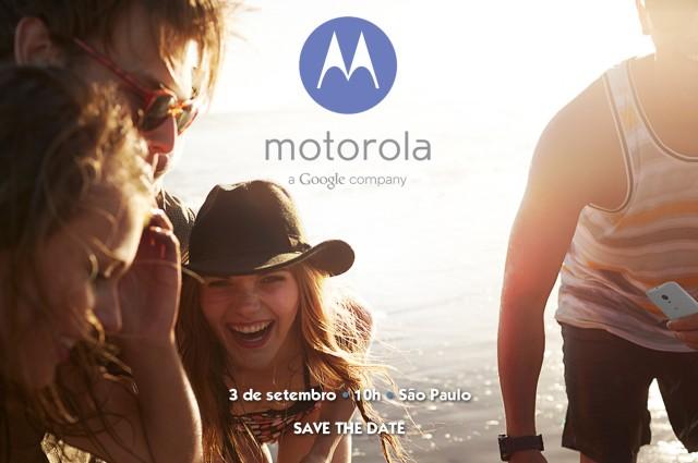 Moto X no Brasil