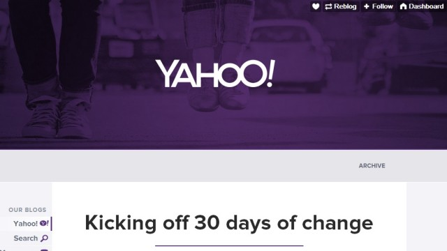 yahoo 30days
