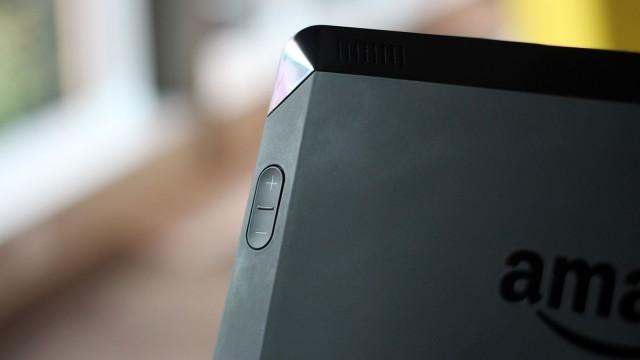 Botões Kindle Fire HDX