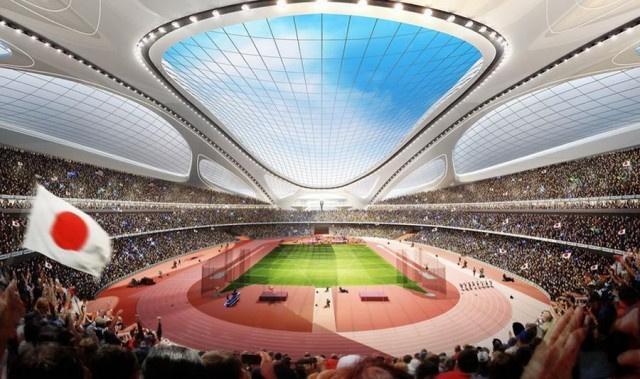 Estadio Olimpico Tóquio reformado(4)