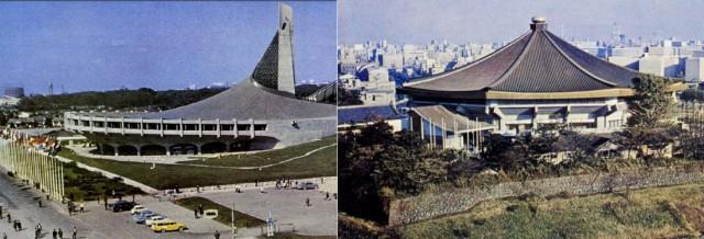 Locacoes Olimpicas de 1964