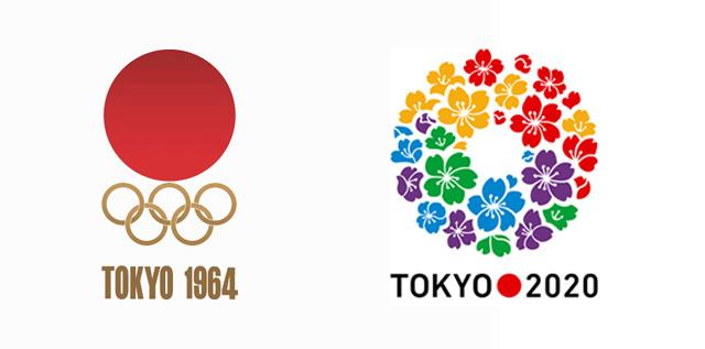 Logos Olimpíadas Japão