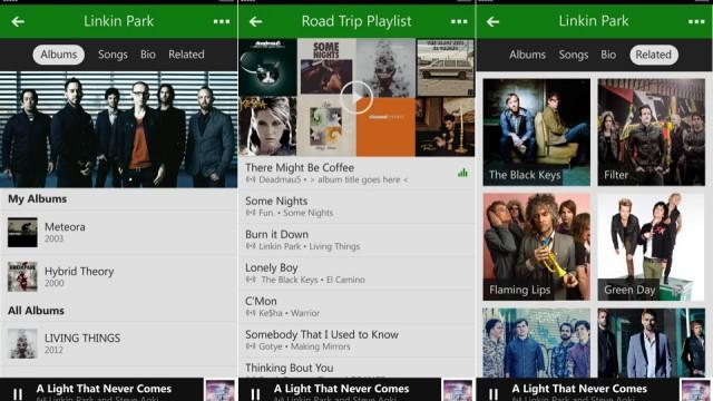Xbox Music iPhone