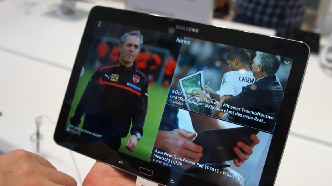 Samsung: Galaxy Note 10.1 e Android 4.3 para smartphones chegam em novembro no Brasil