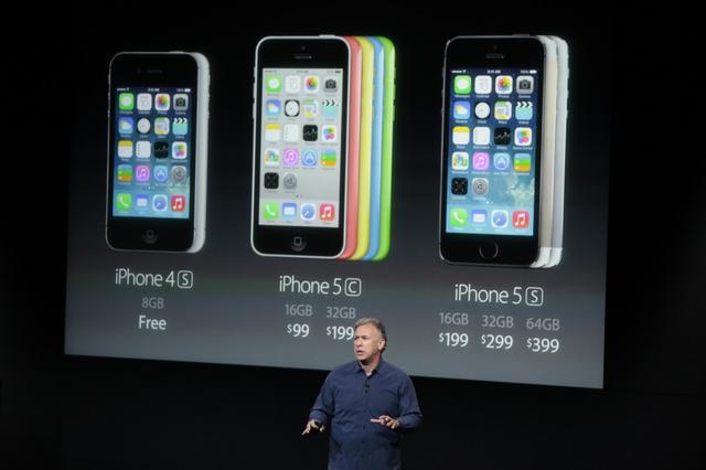 iphone 5s keynote precos